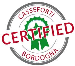 Casseforti e serrature certificati